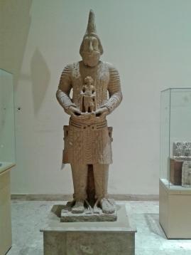 La statuaria del Museo di Baghdad