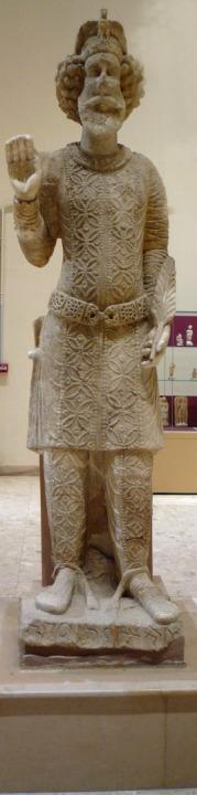 Sanatruq I, Tempio X (Iraq Museum)