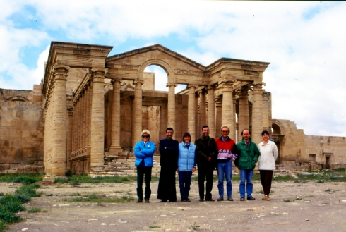 Missione Archeologica a Hatra 1995