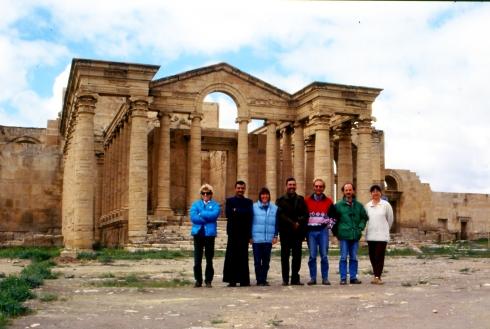 Missione Archeologica a Hatra 1995