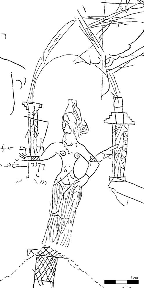 Rappresentazione di Afrodite - Beit Ma'nu